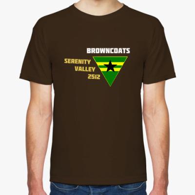 Футболка Firefly browncoats