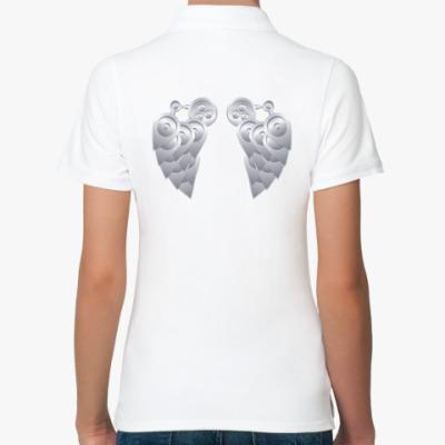 Женская рубашка поло Metalowl