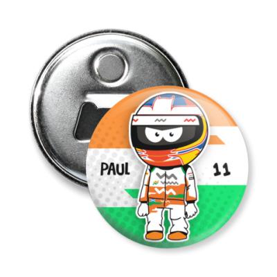 Магнит-открывашка Paul