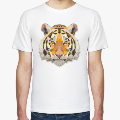 Футболка Призма тигр