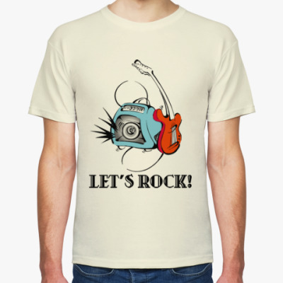 Футболка Let's Rock!
