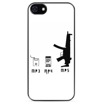 Чехол для iPhone mp3 mp4 mp5