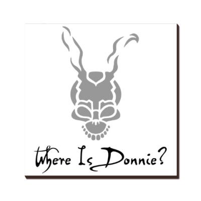 Где Донни?