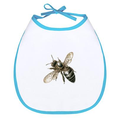 Слюнявчик Ужасающая пчела