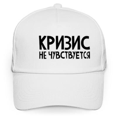 Кепка бейсболка КРИЗИС