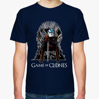 Футболка Game of Clones