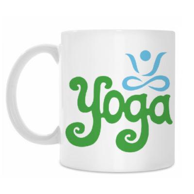 Кружка Yoga.