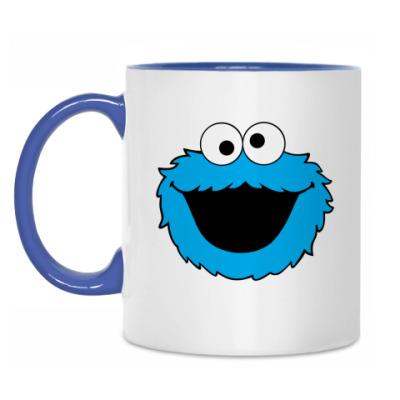 Кружка Cookie Monster