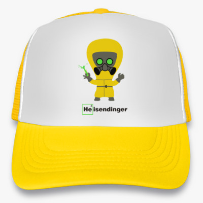 Кепка-тракер Heisendinger
