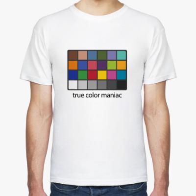 Футболка True color maniac