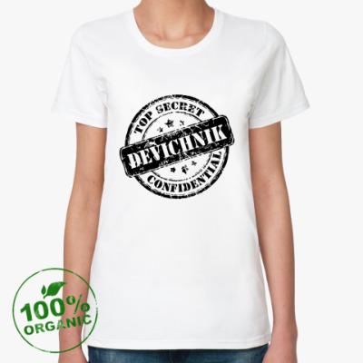 Женская футболка из органик-хлопка Девичник