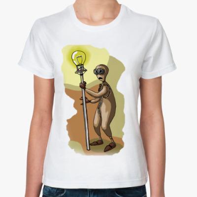 Классическая футболка   9