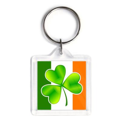 Брелок Irish Luck