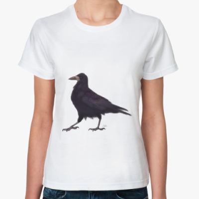 Классическая футболка Жених-Грач