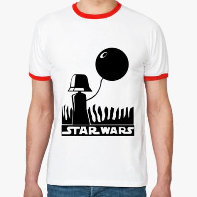 Футболка Ringer-T Star wars