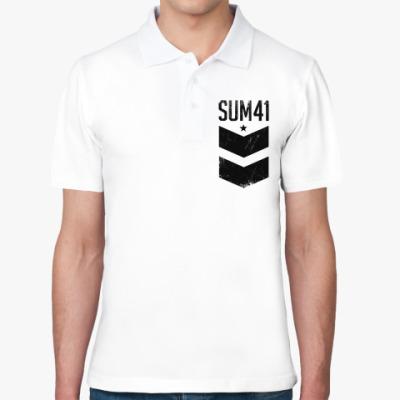 Рубашка поло Sum 41