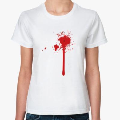 Классическая футболка BloodSplash