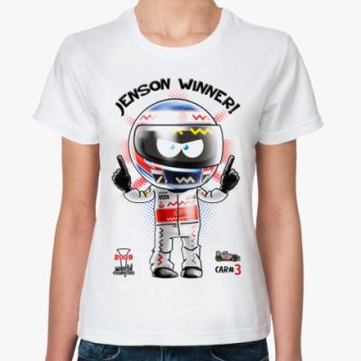 Классическая футболка JENSON WINNER