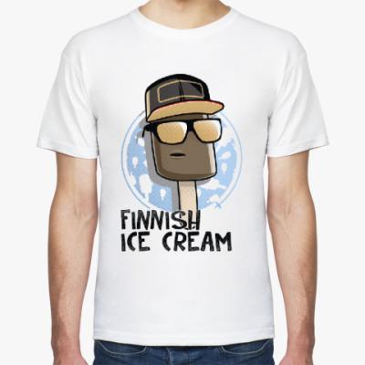 Футболка Finnish Ice Cream
