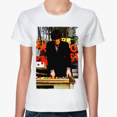 Классическая футболка MADNICK & SYNTH