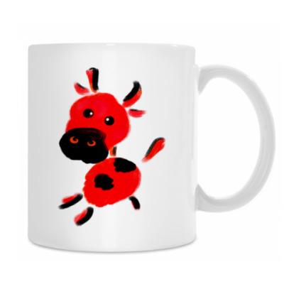 'Красная корова'