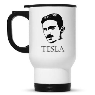 Кружка-термос Tesla