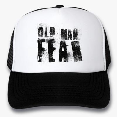 Кепка-тракер Old Man Fear