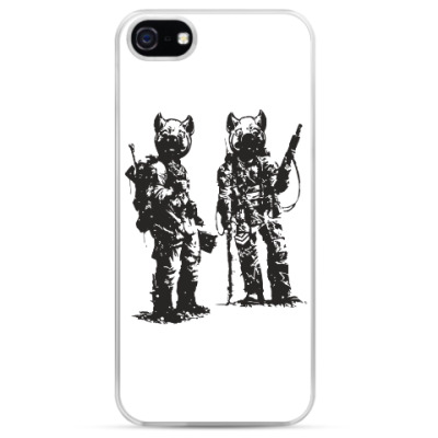 Чехол для iPhone War Pigs