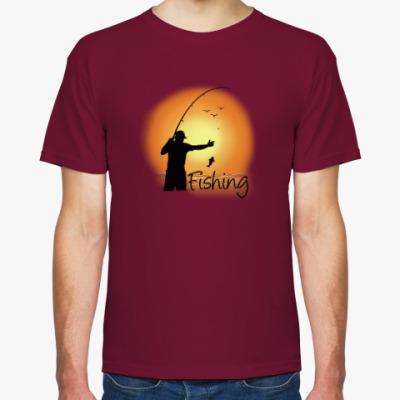 Футболка Fishing