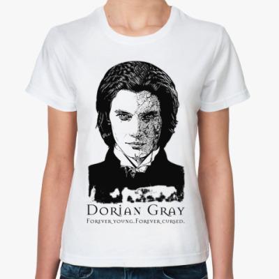 Классическая футболка Dorian Gray