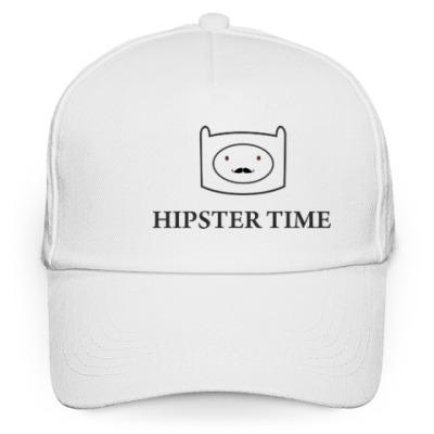 Кепка бейсболка HIPSTER TIME