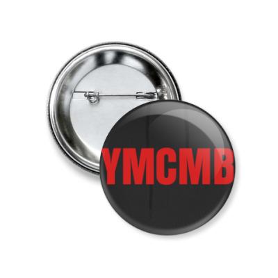 Значок 37мм YMCMB