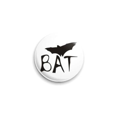 Значок 25мм the BAT