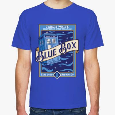 Футболка Blue Box