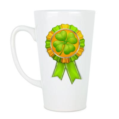 Чашка Латте Медаль