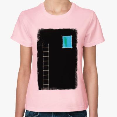 Женская футболка 10 Ступеней By Alex Miro