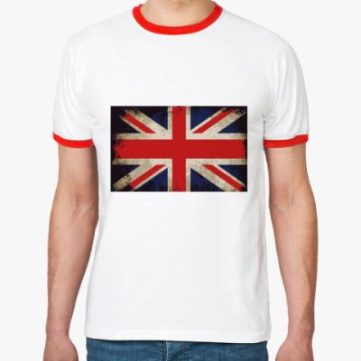 Футболка Ringer-T UK
