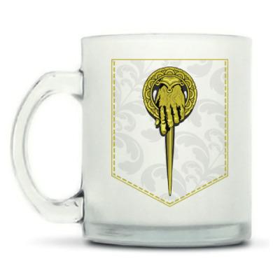 Кружка матовая Game of Thrones