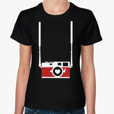 Женская футболка Photolove