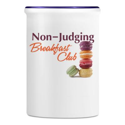 Подставка для ручек и карандашей Non-Judging Breakfast Club