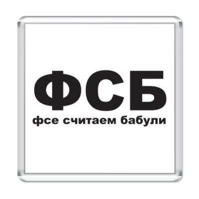 Магнит ФСБ