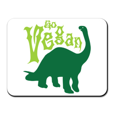 Коврик для мыши Go Vegan