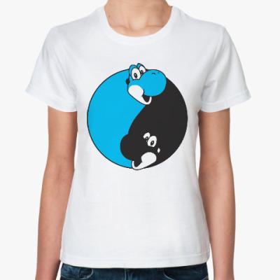 Классическая футболка Йоши
