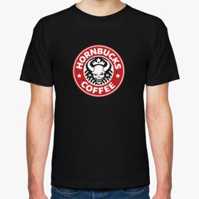 Футболка TS Hornbucks Coffee