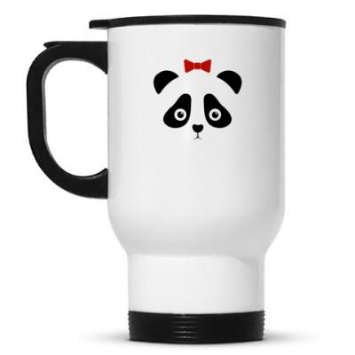 Кружка-термос Pandarens wife