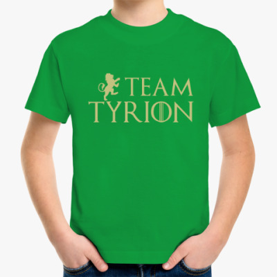Детская футболка Команда Тириона