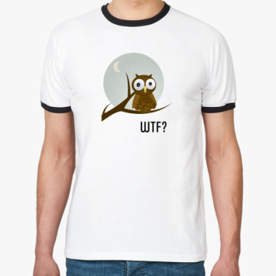 Футболка Ringer-T WFT?