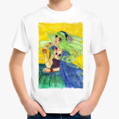 Детская футболка Ayumi