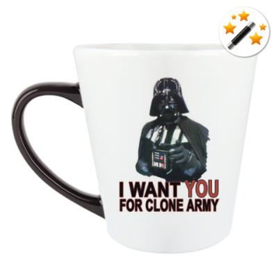 Кружка-хамелеон Star Wars Darth Vader