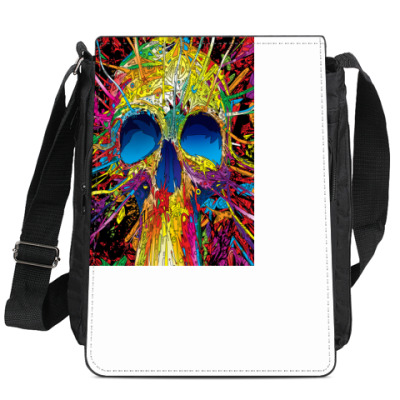 Сумка-планшет Skull